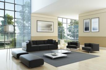 Garnituren und Sessel